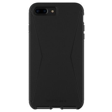 iPhone 7 Plus tech21 Evo Tactical Suojakuori Musta