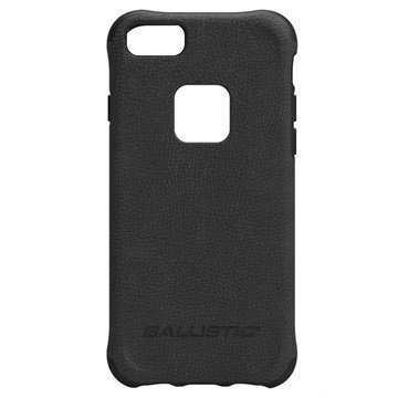 iPhone 7 Plus/6 Plus/6S Plus Ballistic Urbanite Leather Case Black