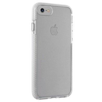iPhone 7 Puro Impact Pro Flex Shield Suojakuori Valkoinen