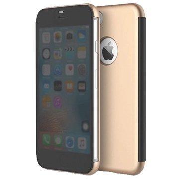 "iPhone 7 Rock Dr. V läpällinen älykotelo â"" Kulta"