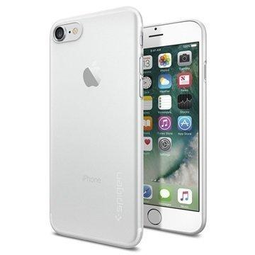 iPhone 7 Spigen Air Skin Suojakuori Kirkas