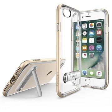 iPhone 7 Spigen Crystal Hybrid Suojakuori Samppanjakulta