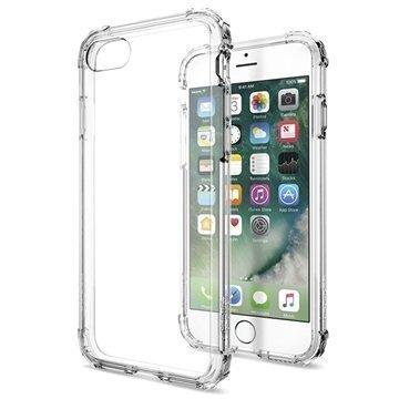 iPhone 7 Spigen Crystal Shell Suojakuori Kristallinkirkas