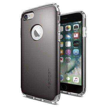 iPhone 7 Spigen Hybrid Armor Suojakuori Asemetalli