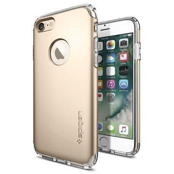iPhone 7 Spigen Hybrid Armor Suojakuori Samppanjakulta