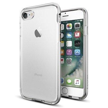 iPhone 7 Spigen Neo Hybrid Crystal Suojakuori Hopea