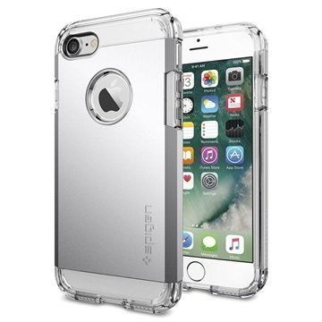iPhone 7 Spigen Tough Armor Kotelo Hopea