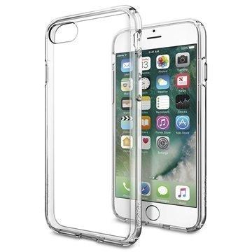 iPhone 7 Spigen Ultra Hybrid Suojakuori Kristallinkirkas