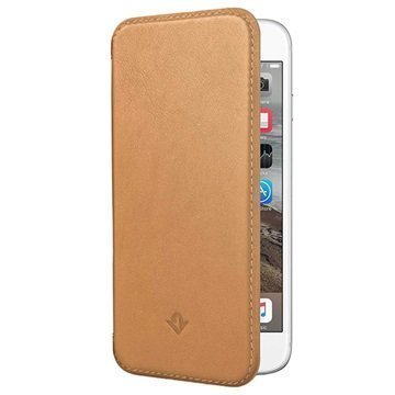 iPhone 7 Twelve South SurfacePad Case Camel