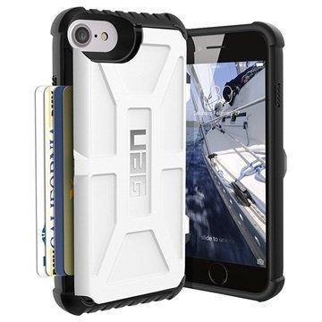 iPhone 7 UAG Trooper-Sarjan Kotelo Valkoinen