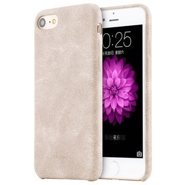"iPhone 7 Usams Bob Suojakuori â"" Beige"