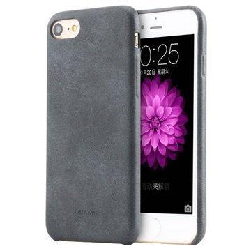 "iPhone 7 Usams Bob Suojakuori â"" Musta"