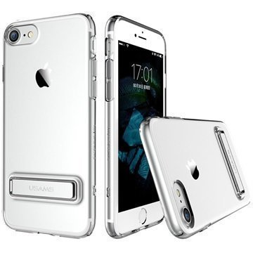 iPhone 7 Usams Bright TPU Kuori Kirkas