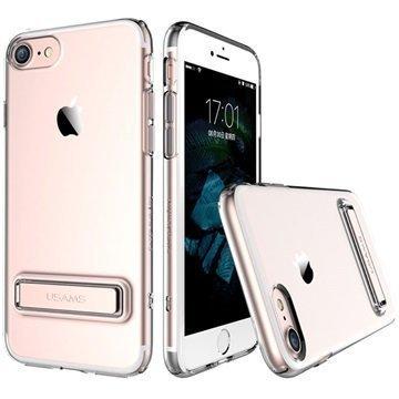 iPhone 7 Usams Bright TPU Kuori Ruusukulta