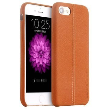 iPhone 7 Usams Joe Suojakotelo Tummanruskea