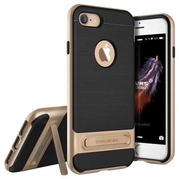 iPhone 7 VRS Design High Pro Shield suojakuori Samppanjakulta