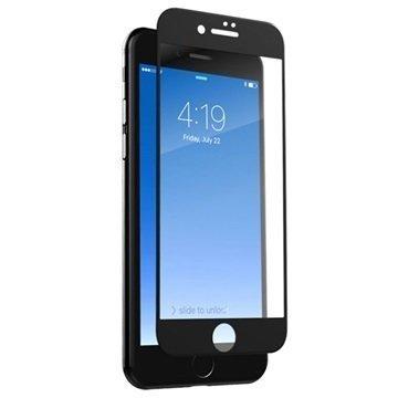 """iPhone 7 Zagg InvisibleShield Glass Contour Lasinen Näytönsuoja â"""" Musta"""