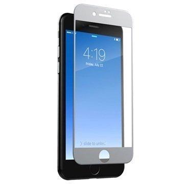 """iPhone 7 Zagg InvisibleShield Glass Contour Lasinen Näytönsuoja â"""" Valkoinen"""