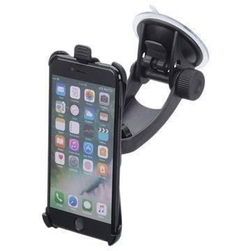 iPhone 7 iGrip T5-94984 Matkasarja / Autoteline Musta