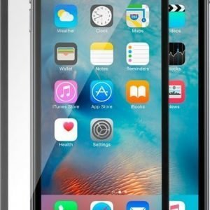 iZound 3D Curved Premium Grizzly Glass iPhone 6/6S Plus Black