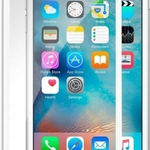 iZound 3D Grizzly Glass Full Frame iPhone 6/6S White