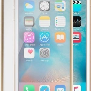 iZound 3D Grizzly Glass Slim Frame iPhone 6/6S Silver