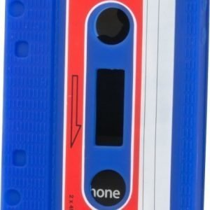 iZound Cassette Case iPhone 4 Blue