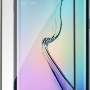 iZound Curved Glass Samsung Galaxy S6 Edge Black