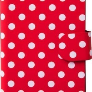 iZound Dot Wallet iPhone 5/5S Red