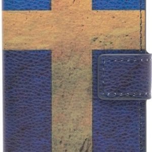 iZound Flag Wallet Sverige iPhone 6/6S