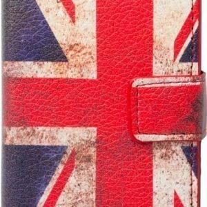 iZound Flag Wallet UK iPhone 4/4S