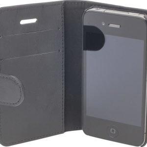 iZound Fold-Up Wallet Case iPhone 4/4S Black