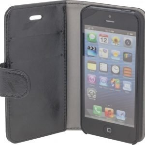 iZound Fold-Up Wallet Case iPhone 5/5S Black
