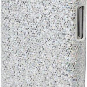 iZound Glitter-Case Samsung Galaxy S III Silver