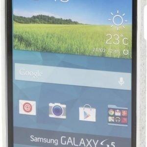 iZound Glitter-Case Samsung Galaxy S5 Silver