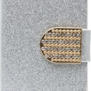 iZound Glitter Wallet iPhone 4/4S Silver