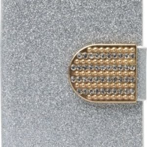 iZound Glitter Wallet iPhone 5/5S Silver