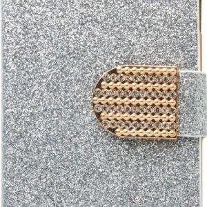 iZound Glitter Wallet iPhone 6/6S Plus Silver