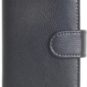 iZound Leather Wallet Case HTC One Black