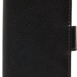 iZound Leather Wallet Case Huawei Honor 8 Black