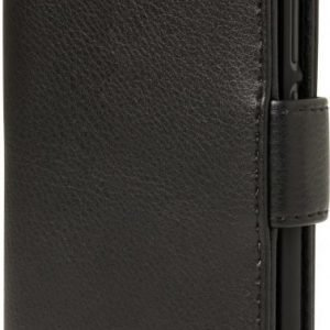 iZound Leather Wallet Case Huawei P9 Lite Black