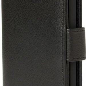 iZound Leather Wallet Case LG G5 Black