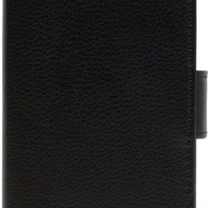 iZound Leather Wallet Case Samsung Galaxy A5 (2016) SM-A510 Black