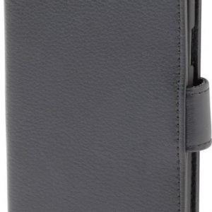 iZound Leather Wallet Case Samsung Galaxy S5 Black