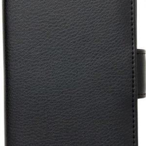 iZound Leather Wallet Case Samsung Galaxy S6 Black