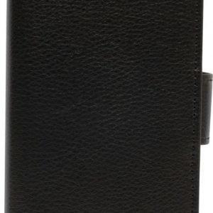 iZound Leather Wallet Case Samsung Galaxy S7 Black