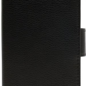 iZound Leather Wallet Case Sony Xperia M5 Black