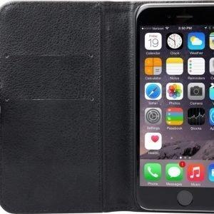 iZound Leather Wallet Case iPhone 6 Black