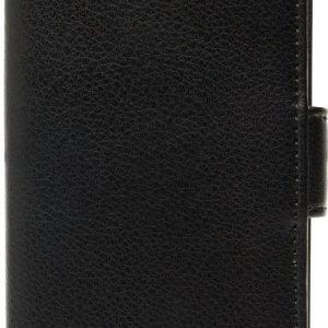 iZound Leather Wallet Case iPhone 7 Black