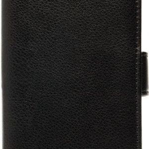 iZound Leather Wallet Case iPhone 7 Plus Black